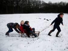Haal de slee maar van zolder: zaterdag kans op laag sneeuw in Zeeland
