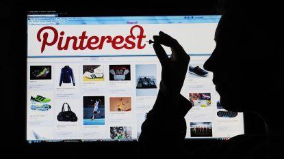 """""""Pinterest werkt aan beursgang"""""""