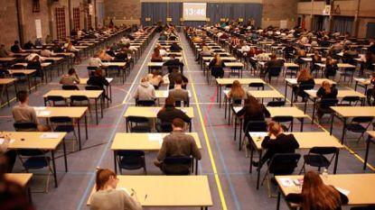 Odisee-studenten leggen op campus Aalst deze maand 12.788 examens af