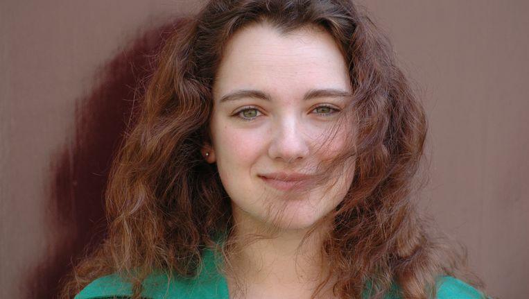 Vicky Francken. Beeld Nadine Ancher