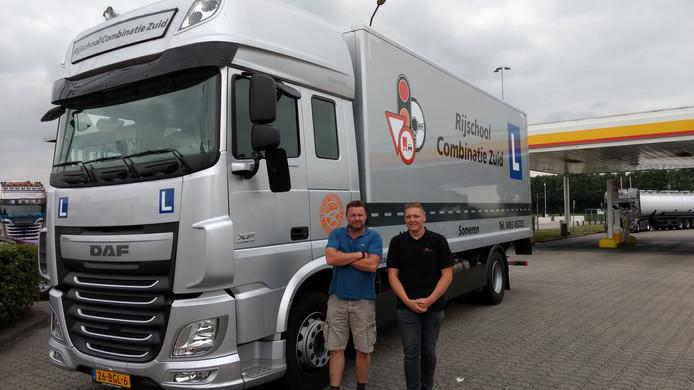 Leon Meulendijks en Tim van Lierop.