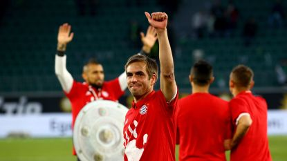 Bayern neemt Philipp Lahm op in Hall of Fame