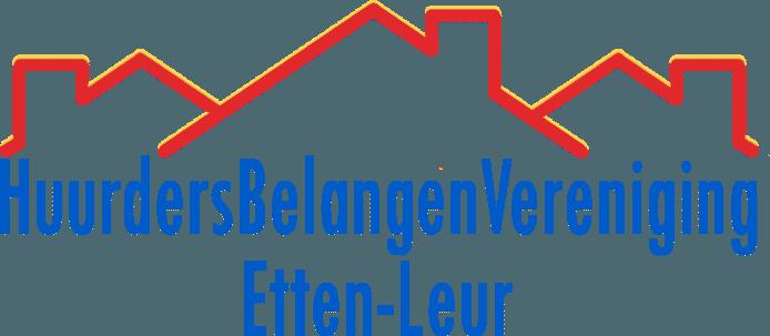 Het nieuwe logo van de Huurdersbelangenvereniging Etten-Leur is zaterdag gepresenteerd tijdens de eerste Huurdersdag.
