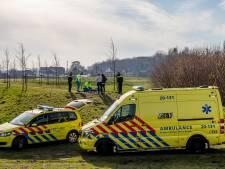 Jonge vrouw gewond na val van paard in Waspik