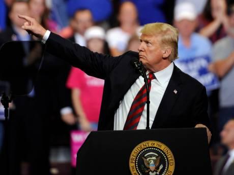 Trump wil Justitie zuiveren van 'slechte mensen'
