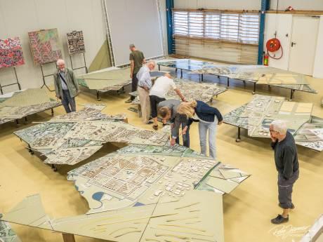 Schatbewakers en kunstpartners willen meer na reddingsactie rond maquette