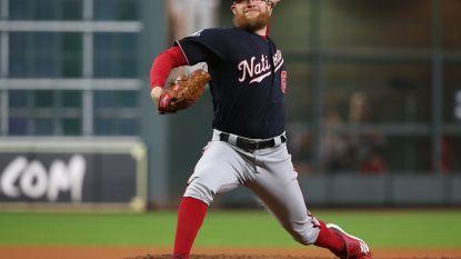 Ook pitcher van Washington Nationals weigert bezoek aan Trump