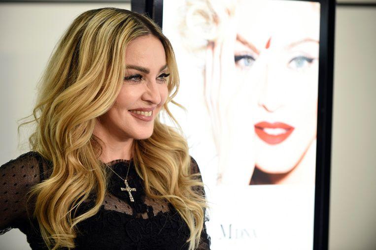 Madonna doet haar boekje open over Harvey Weinstein