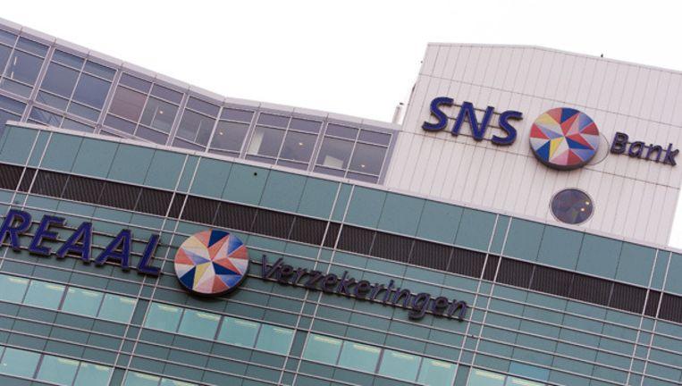 Ook de Nederlandse SNS Bank heeft extra kapitaal nodig, bepaalde de EBA in december. © ANP Beeld