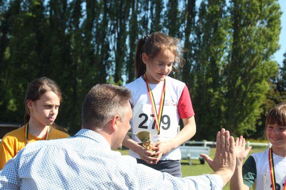 Scholenveldloop 2019 Erpe-Mere.