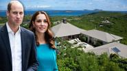 35.000 euro per week: de koninklijke droomvakantie van prins William, Kate Middleton en hun gezin
