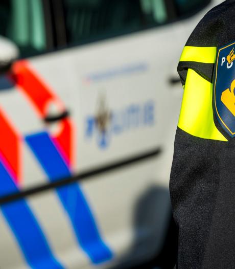 Tilburger (36) verliest controle over het stuur op A58 bij Breda en raakt gewond