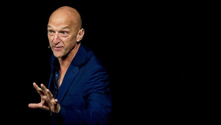 Portret Wilfried de Jong, presentator Zomergasten. Beeld anp