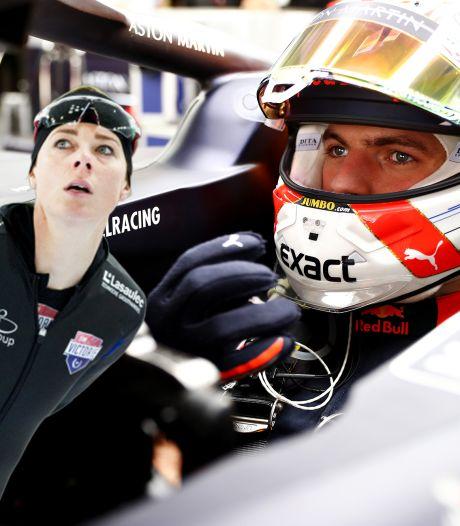 'Die drive van Max, dat zie je in Nederland maar bij een paar sporters'