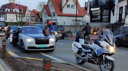 Diagne blijft de fratsen opstapelen: verguisde Club-spits moet Rolls Royce afgeven na politiecontrole