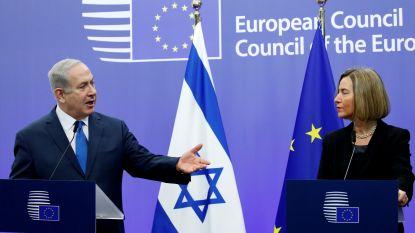 Mogherini ziet geen bewijzen voor verbreken atoomdeal door Iran