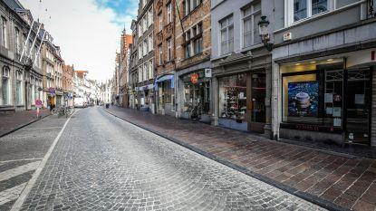 """Veilig winkelen pakken ze in Brugge straks zo aan: """"We maken één grote voetgangerszone van winkelstraten"""""""