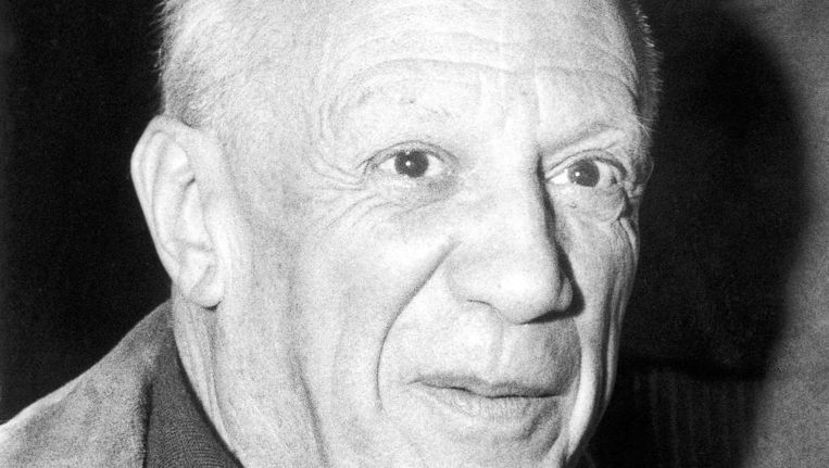 Pablo Picasso. Beeld ap