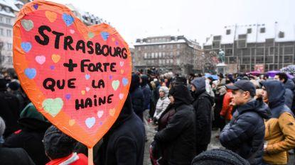 Franse politie houdt 38-jarige man aan bij onderzoek naar schutter Straatsburg
