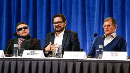 VS loven beloning van 10 miljoen dollar uit voor tips over FARC-leiders