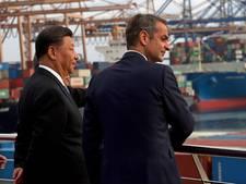 'China pompt miljarden in Zuid-Europa om Rotterdamse haven klein te krijgen'