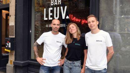 Leuvens cafébaas Igor Van Driessche opent samen met verloofde en dj-vriend nieuwe brunchbar in de Parijsstraat
