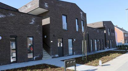 Twintig nieuwe sociale woningen
