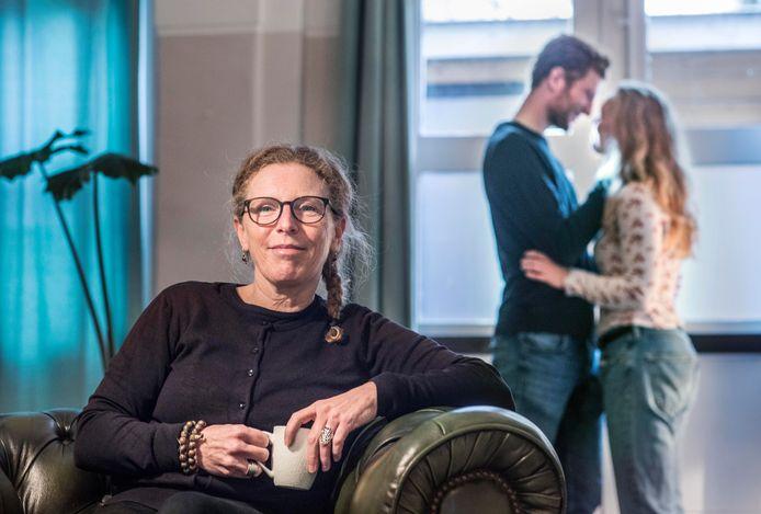 Relatiecoach Sylvia van der Spek.