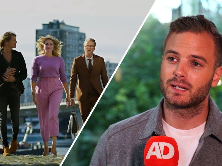 Glansrijke bijrol voor Rotterdam in nieuwe Nederlandse film