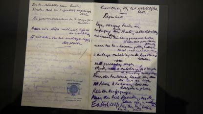 Van Guido Gezelle tot Hugo Claus: Letterenhuis verwerft unieke manuscripten en brieven van Vlaamse topschrijvers