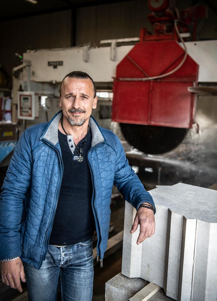 Roderick Nijenhuis  .foto Koen Verheijden.