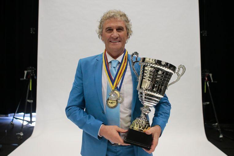 Jean-Marie Pfaff als Franky Champion in Team U.P.