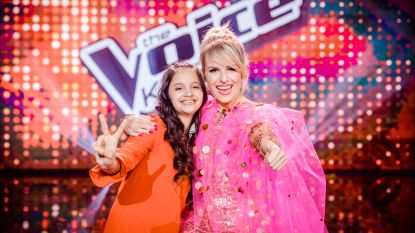 """'The Voice Kids'-winnares Katarina krijgt platencontract: """"Opgebloeid dankzij Josje"""""""