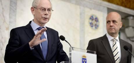 Van Rompuy appelle la France à se réformer en profondeur