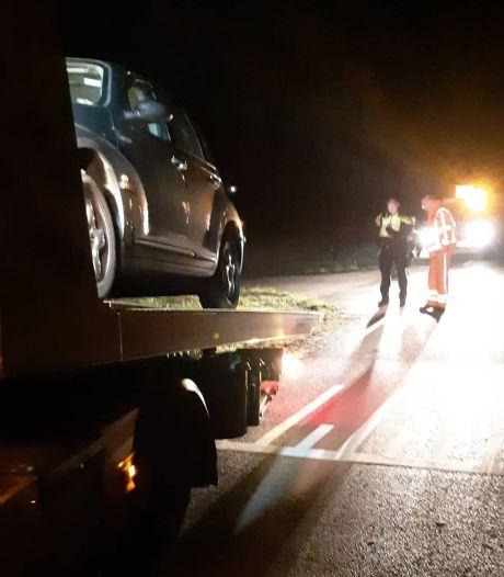 Man raakt auto kwijt; drie keer betrapt op rijden zonder geldig rijbewijs