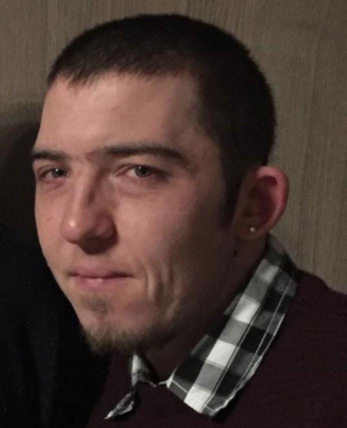 Joeri Jorissen uit Diepenbeek is sinds maandag vermist.