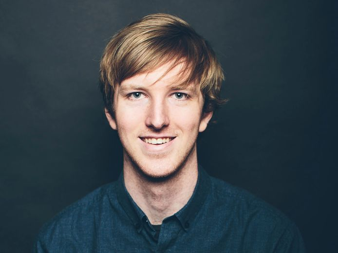 Austin Russell, oprichter en ceo van Luminar Technologies.
