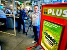Spaaractie bij Nieuw-Beijerlandse PLUS voor collega-ondernemers slaat aan