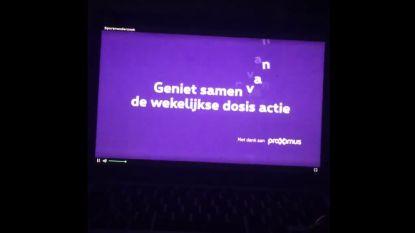 """""""Snuiven wordt genormaliseerd"""": Proximus haalt reclamespot bij Eén-serie 'Over Water' van de buis na klachten"""