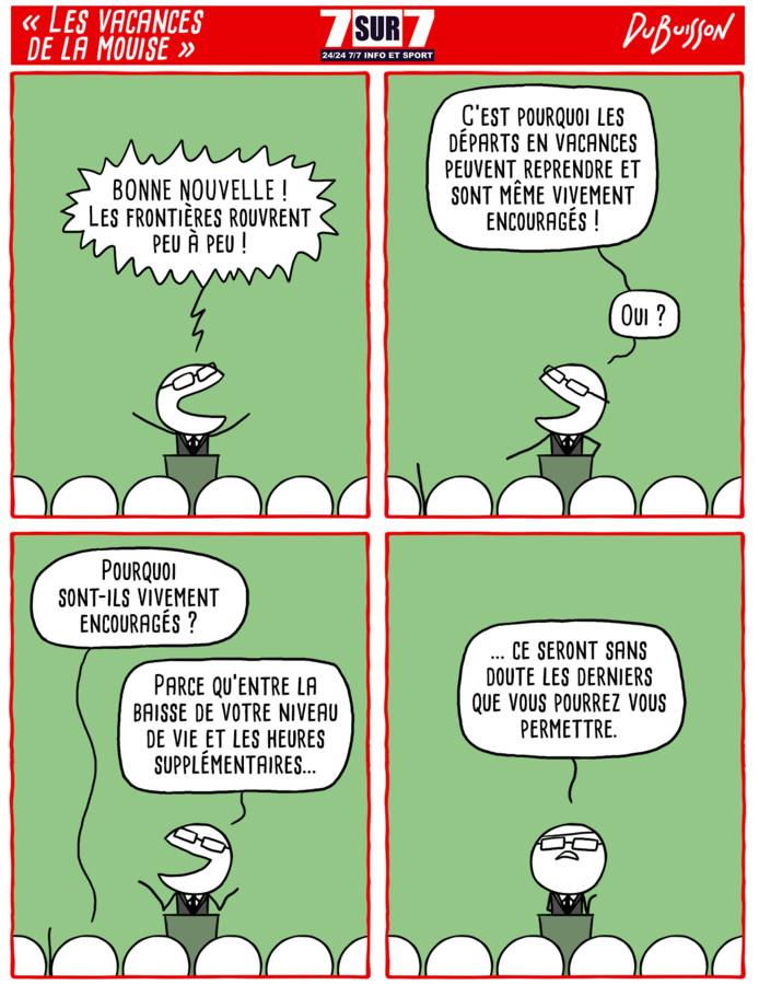 """""""Les vacances de la mouise"""", 15 juin 2020"""