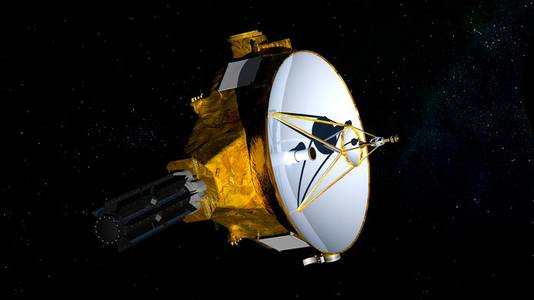 De New Horizons sonde.