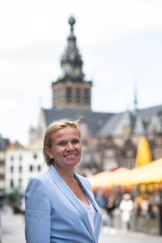 Wethouder Monique Esselbrugge.
