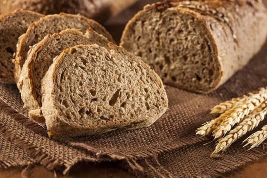 Volkorenbrood is het gezondst, omdat er veel vitaminen en vezels in zitten.