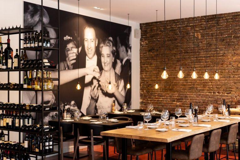 In het restaurant worden klassieke en minder klassieke Italiaanse gerechten er met een 'touch of truffle' bereid.