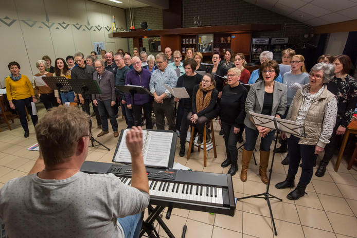 Koor Musical Voices bestaat veertig jaar en viert dan met een show.