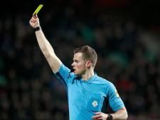 Scheidsrechter Van der Laan (25) maakt debuut in eredivisie bij Heracles-RKC