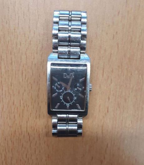 Politie Zwolle zoekt eigenaar gestolen horloge
