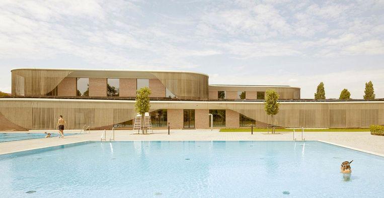 Het Noorderparkbad door Architekten Cie Beeld Architekten Cie