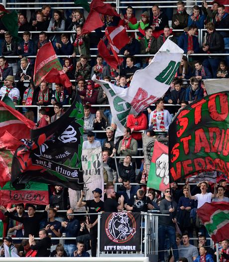Zulte Waregem komt met 1.200 supporters naar Arnhem