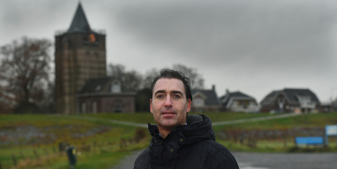 Bestuurslid Andries van der Netten van Stigt leidde in januari de noodklok over de schulden van Waterschap Rivierenland.
